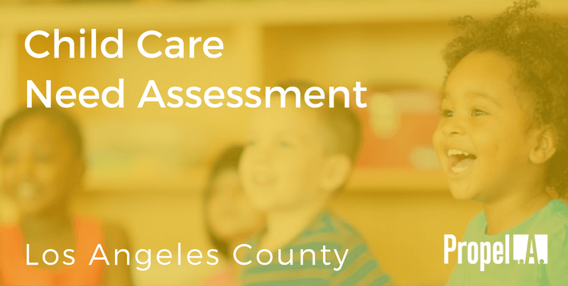 Child Care Need Assessment